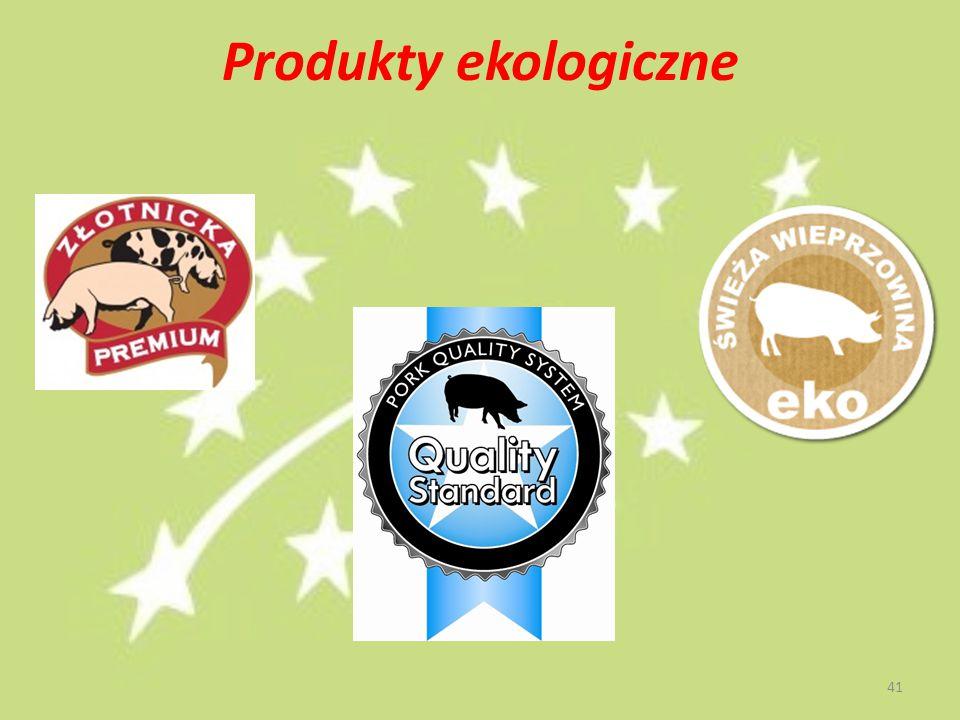 Produkty ekologiczne 41