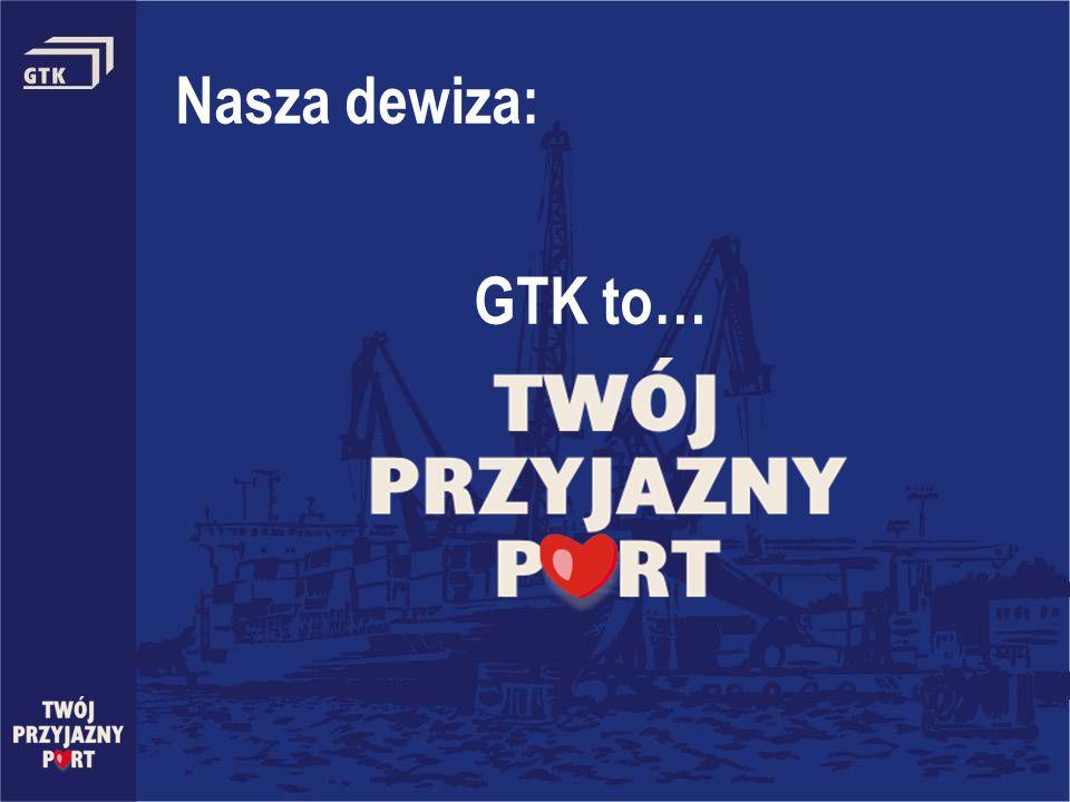 Nasza dewiza: GTK to…