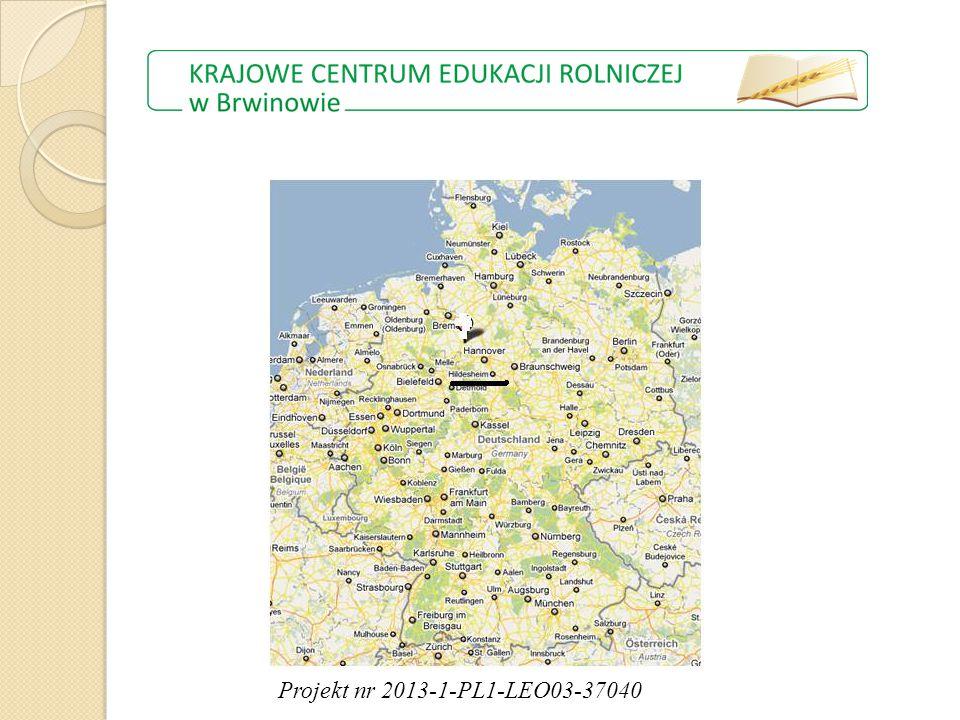 Projekt nr 2013-1-PL1-LEO03-37040