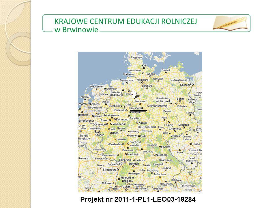 Projekt nr 2011-1-PL1-LEO03-19284