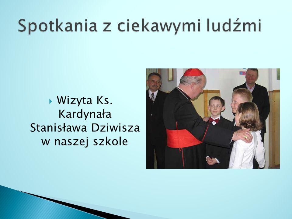  Stałym gościem i prelegentem wiedzy historycznej jest Pan Kazimierz Guzikowski – były żołnierz AK
