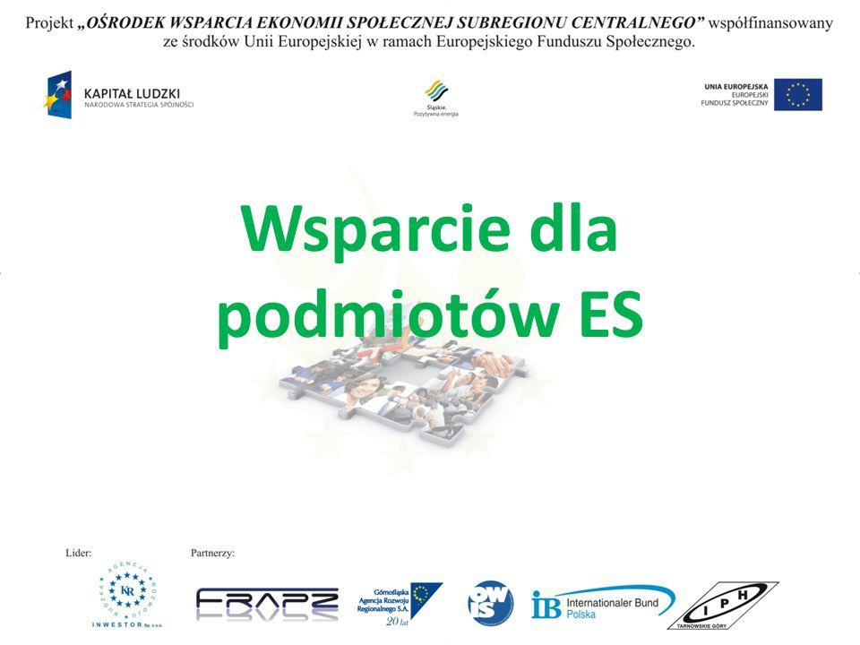 Ośrodek Wsparcia Ekonomii Społecznej Subregionu Centralnego