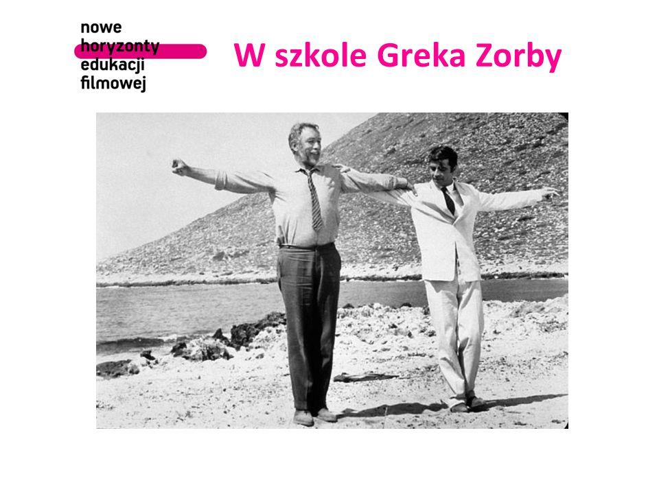 W szkole Greka Zorby