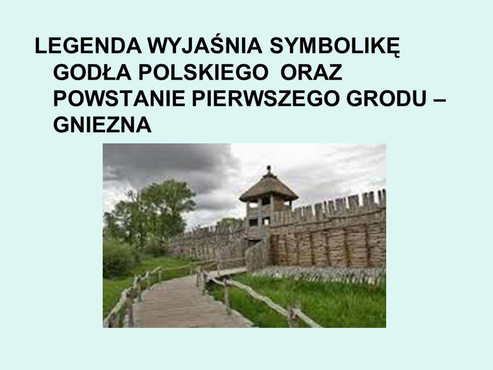 Bohaterowie Legendy to trzej bracia: Lech Czech Rus