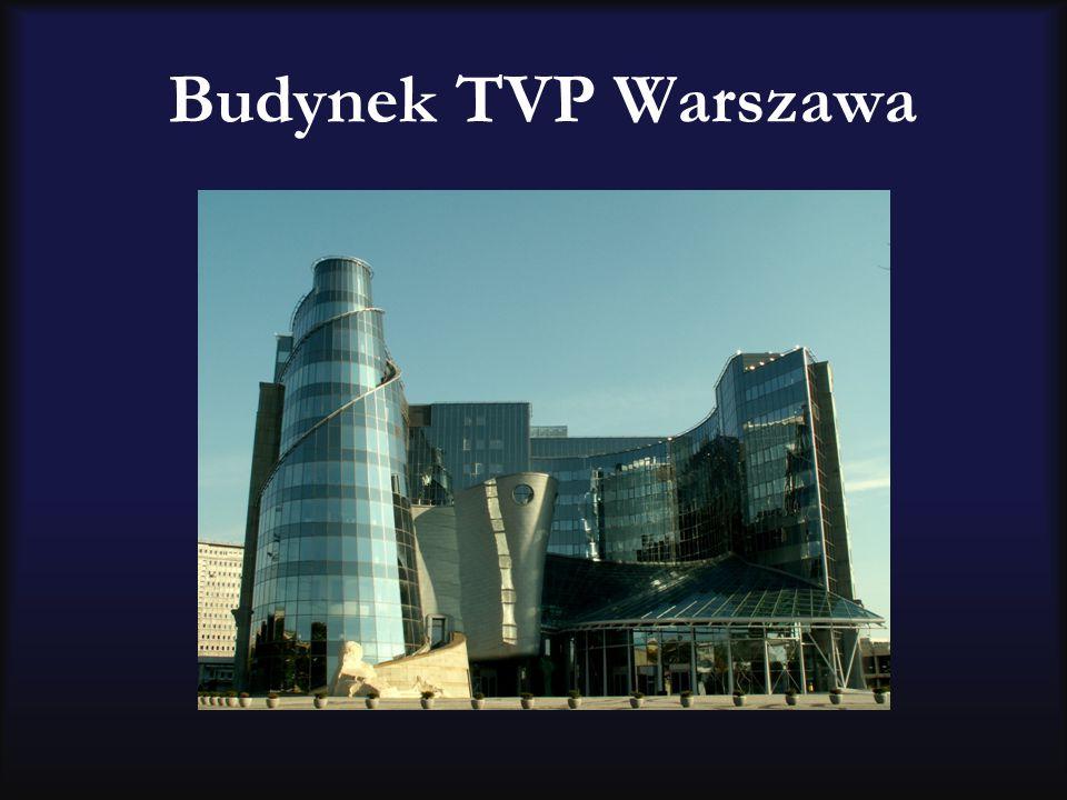 Budynek TVP Warszawa