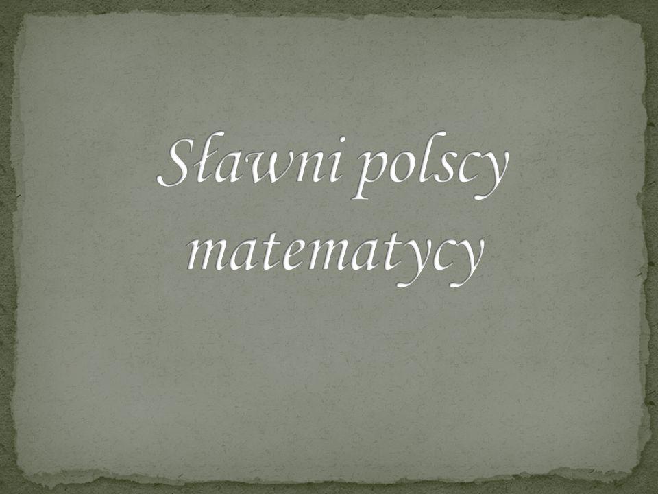 Matematyka – nauka dostarczająca narzędzi do otrzymywania ścisłych wniosków z przyjętych założeń, zatem dotycząca prawidłowości rozumowania.