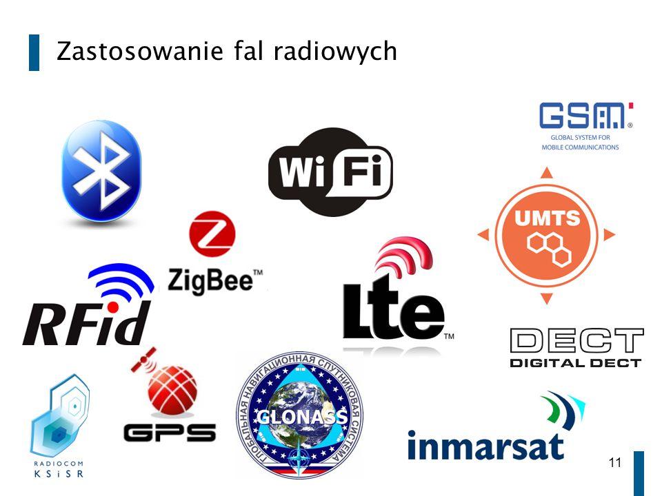 11 Zastosowanie fal radiowych