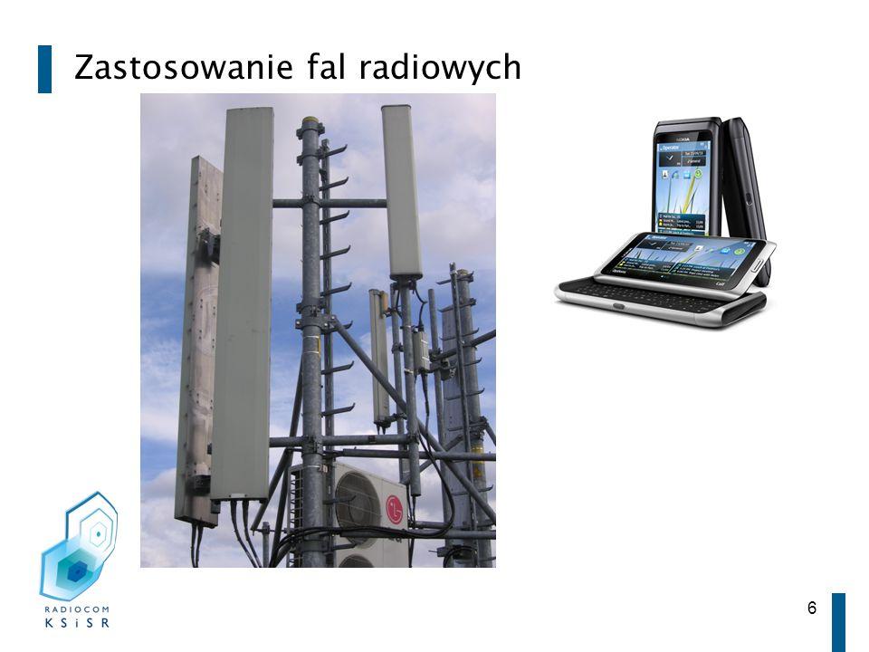 6 Zastosowanie fal radiowych
