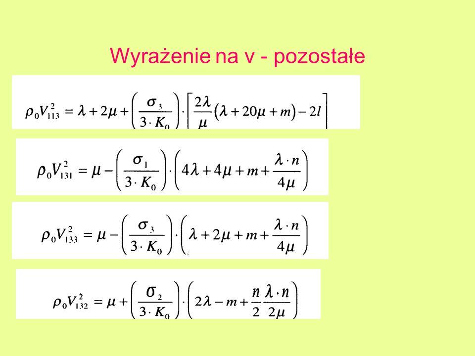 Metodyka skalowania 1 – materiał 2 – układ ND fal przypowierzchnio wych podłużnych i poprzecznych 3 – głowica fal podłużnych i poprzecznych oróżnej polaryzacji