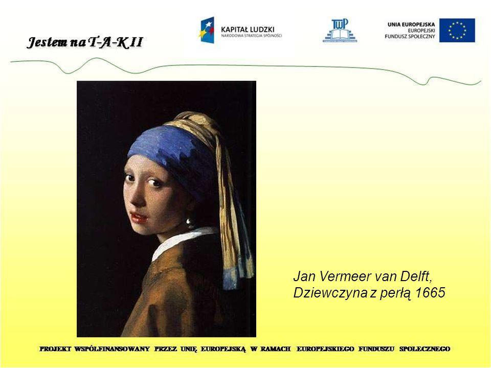 Jan Vermeer van Delft, Dziewczyna z perłą 1665