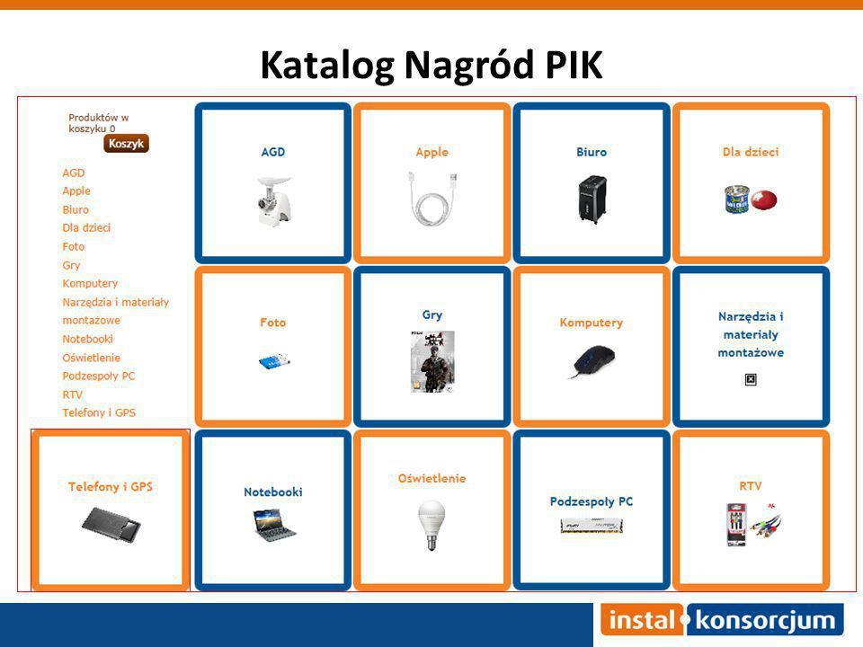 Katalog Nagród PIK