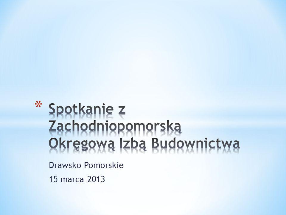 Drawsko Pomorskie 15 marca 2013