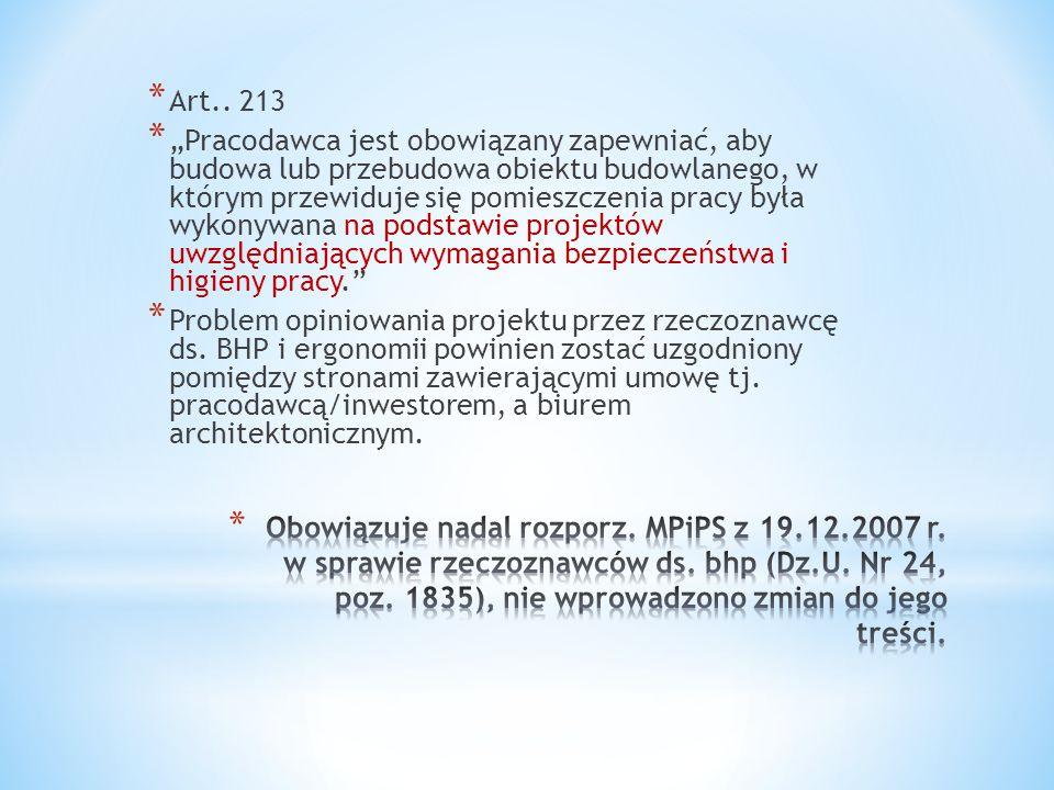 * w związku w wejściem w życie w dniu 08.08.2011r.