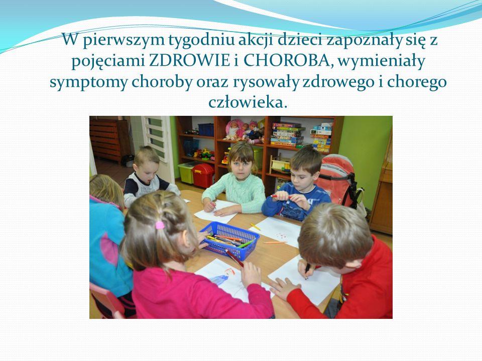 Przedszkolaki poznały także definicje BAKTERIA I WIRUS, czym się różnią…