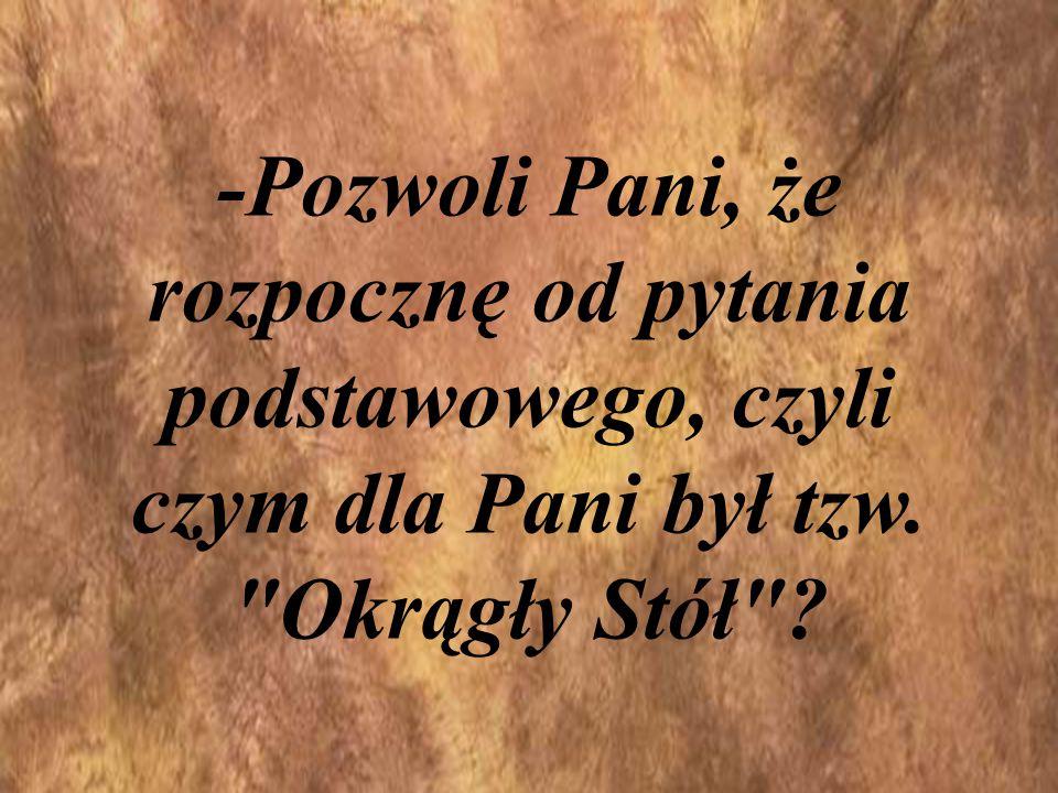 Od 6 lutego do 5 kwietnia 1989 roku trwały negocjacje między przedstawicielami władz PRL, opozycji solidarnościowej oraz Kościoła.
