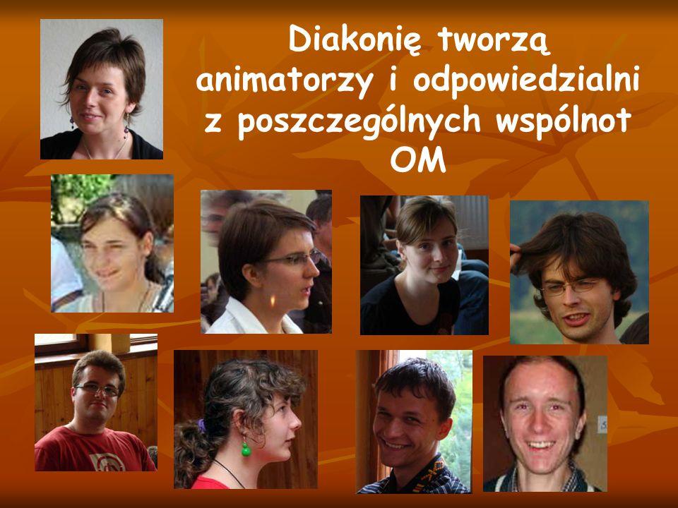 Diakonii przewodzą: ks.