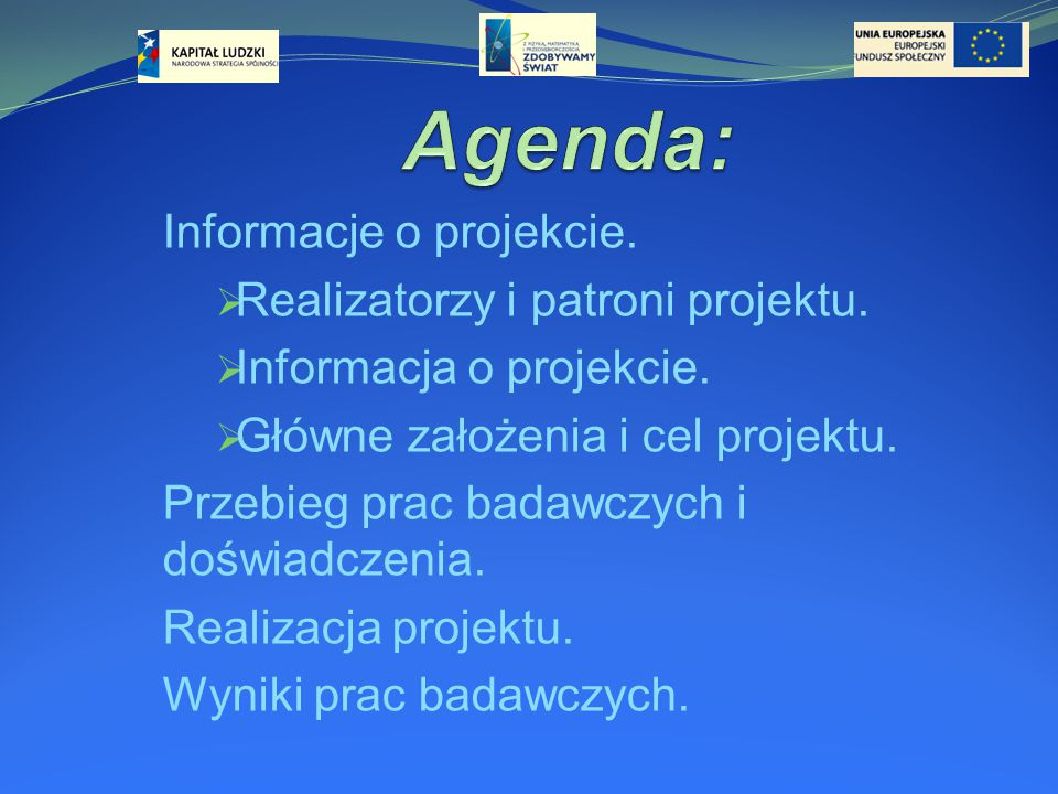 Uniwersytet Szczeciński -Lider projektu COMBIDATA Poland sp. z o.o. - Partner projektu