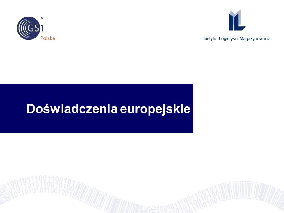 Doświadczenia europejskie