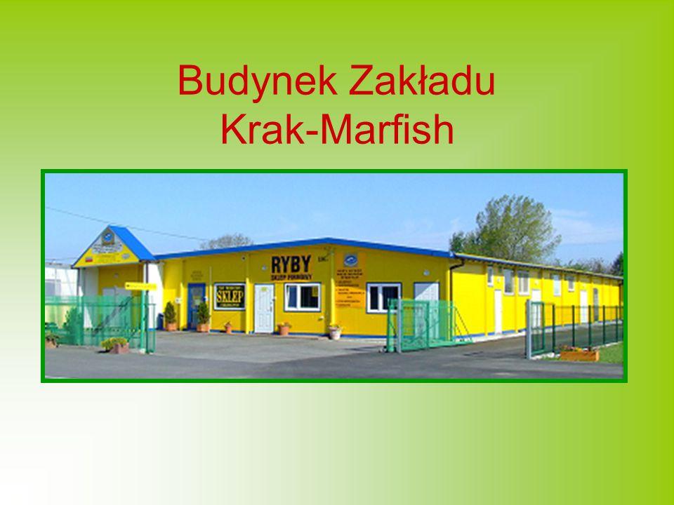 Budynek Zakładu Krak-Marfish