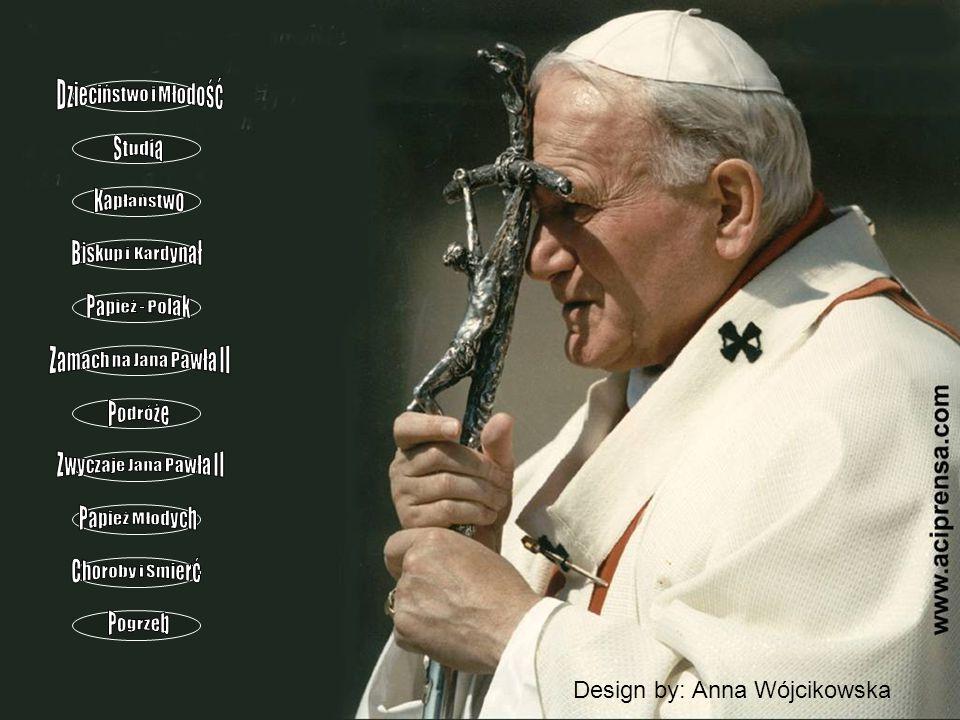 Jan Paweł II od początku lat 90.cierpiał na postępującą chorobę Parkinsona.