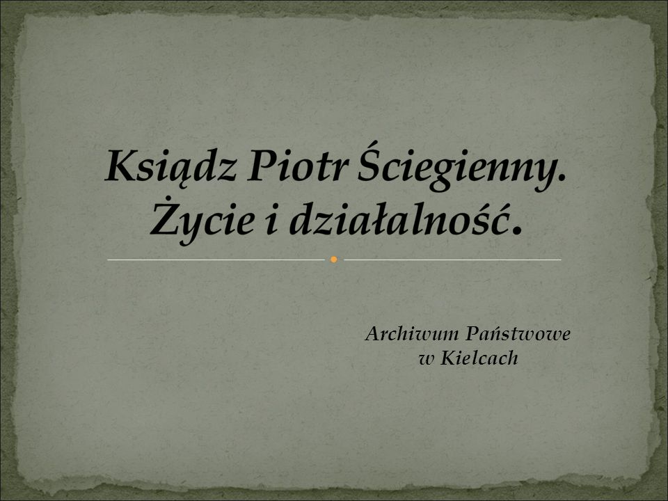 Piotr był najstarszym dzieckiem w tej rodzinie, miał dwie młodsze siostry - Mariannę i Agnieszkę oraz dwóch braci Dominika i Karola..