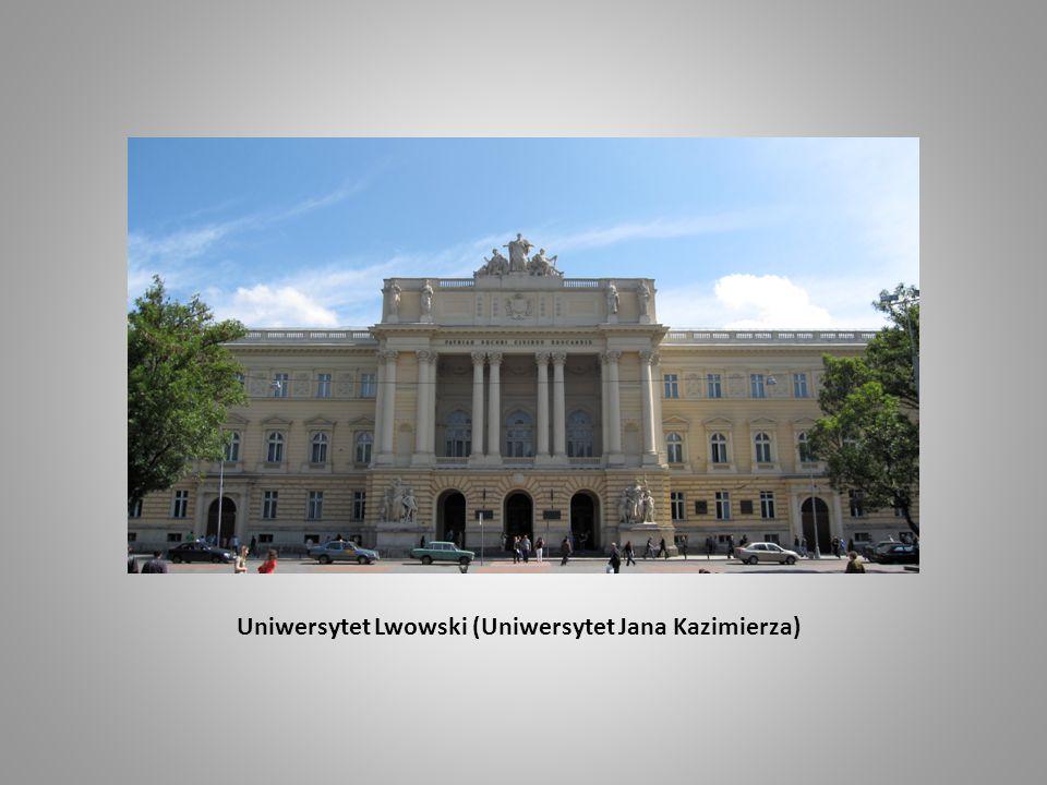 Uniwersytet Lwowski (Uniwersytet Jana Kazimierza)