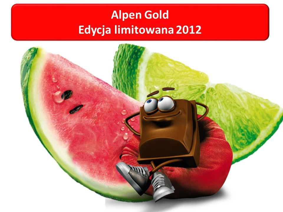 1 Alpen Gold Edycja limitowana 2012