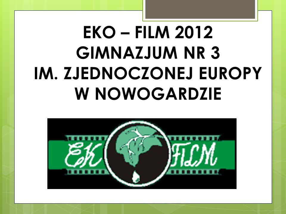 """W dniach od 14 do 16 maja w naszym mieście odbył się Festiwal Filmów Ekologicznych """"Eko-film ."""