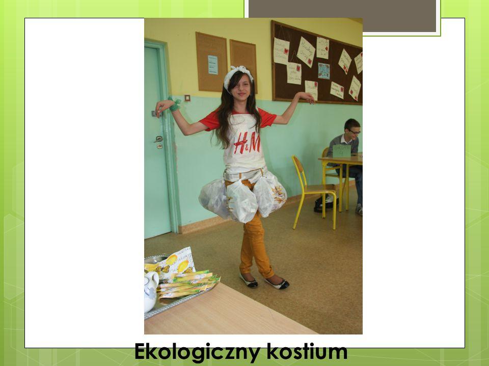 Ekologiczny kostium