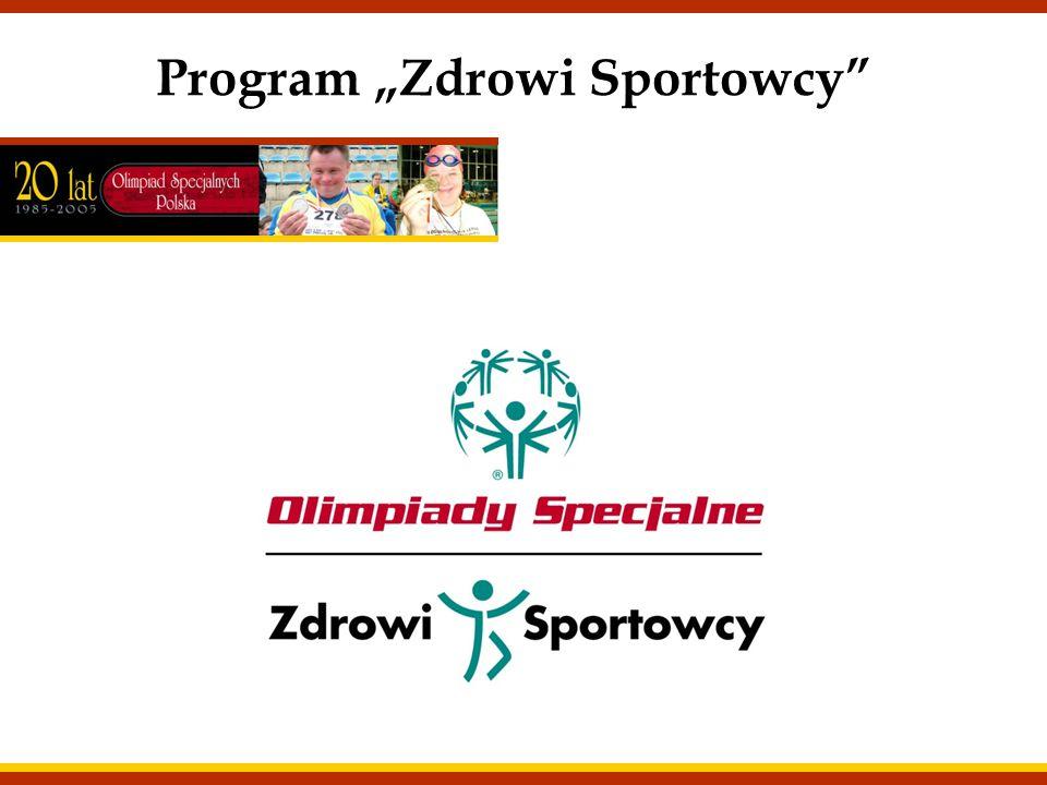 """Program """"Zdrowi Sportowcy"""""""