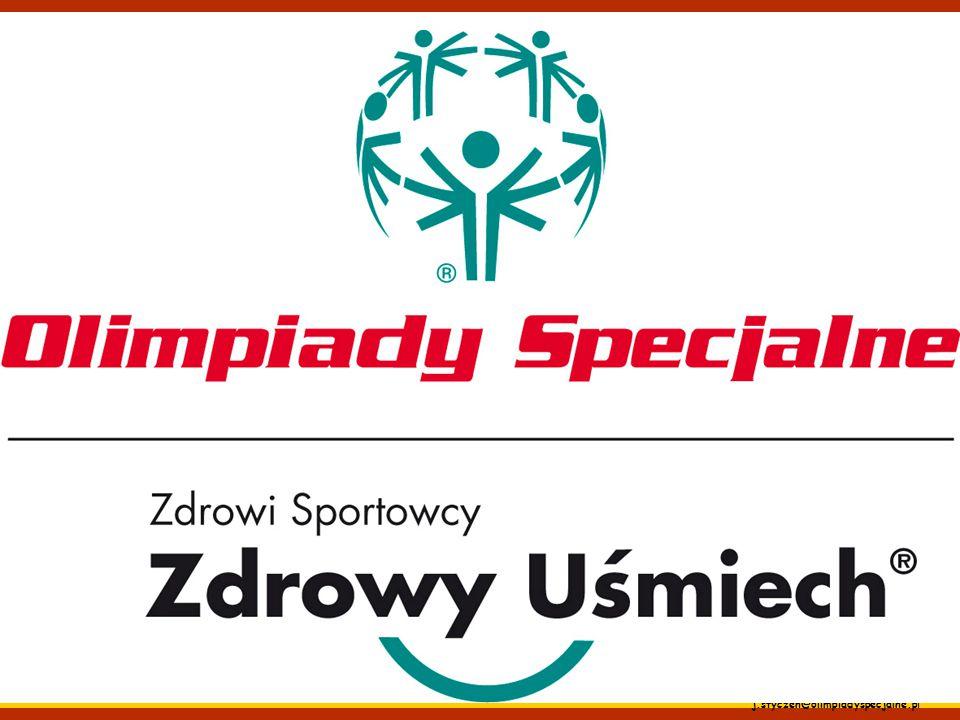 j.styczen@olimpiadyspecjalne.pl Zdrowy Uśmiech … bo każdy uśmiech jest wyjątkowy  Prowadzenie standaryzowanych badań stomatologicznych  Dane dotyczą