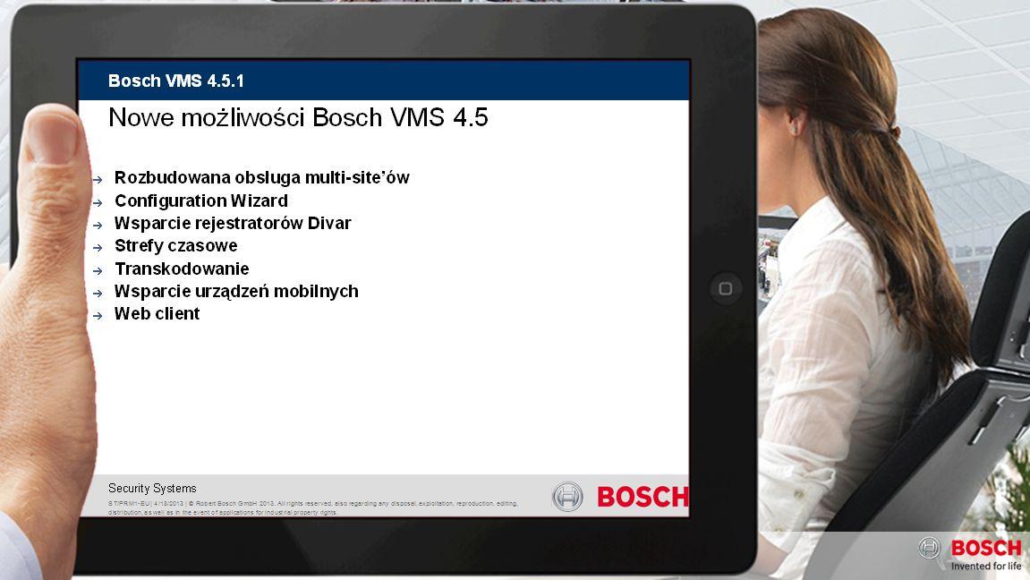 ST-VS/RBU1   1/11/2013   © Robert Bosch GmbH 2013.