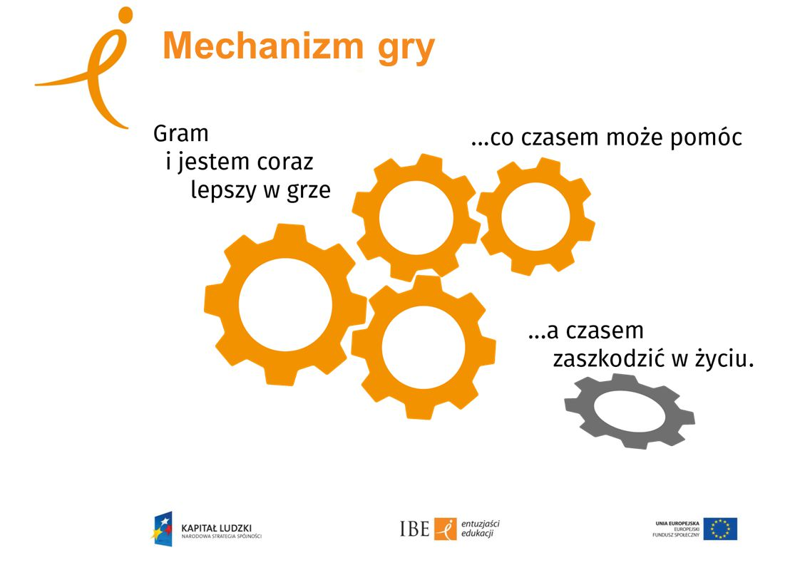 Mechanizm gry