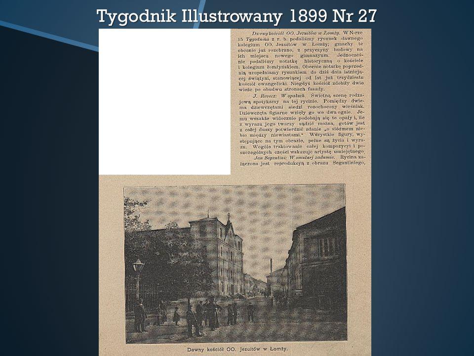 Biesiada Literacka 1905 Nr 31