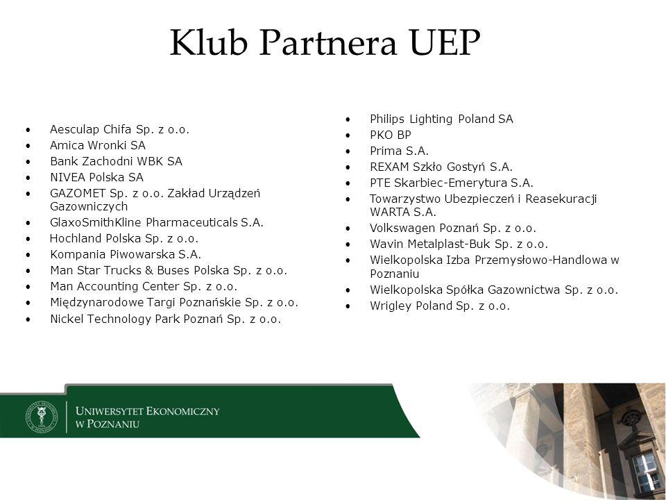 Klub Partnera UEP Aesculap Chifa Sp.z o.o.