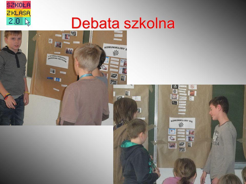 Debata szkolna