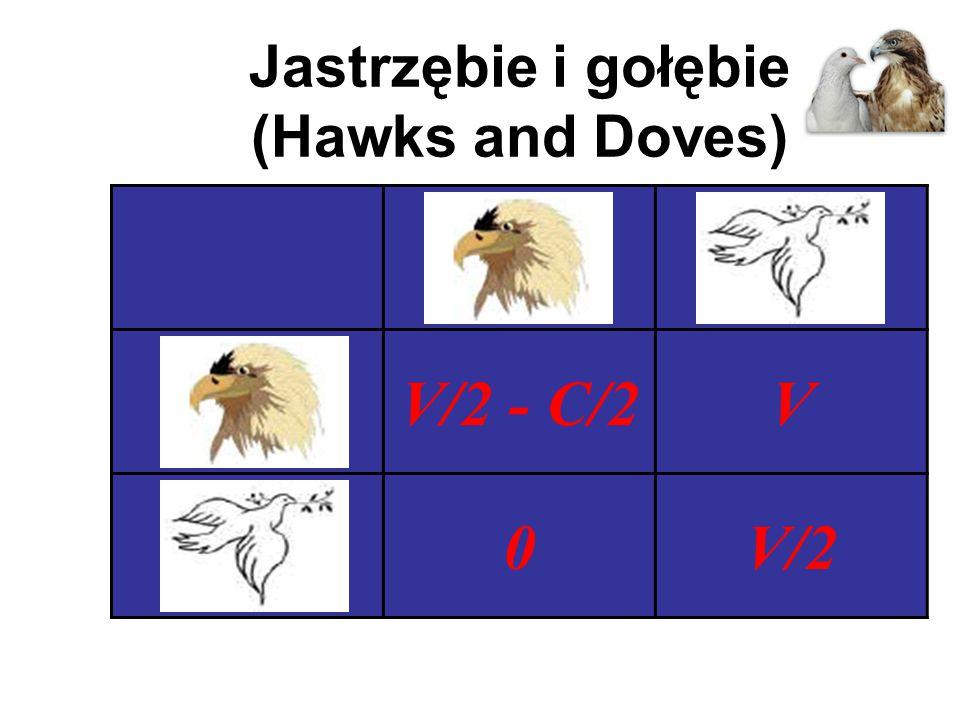 Jastrzębie i gołębie (Hawks and Doves) V/2 - C/2V 0V/2