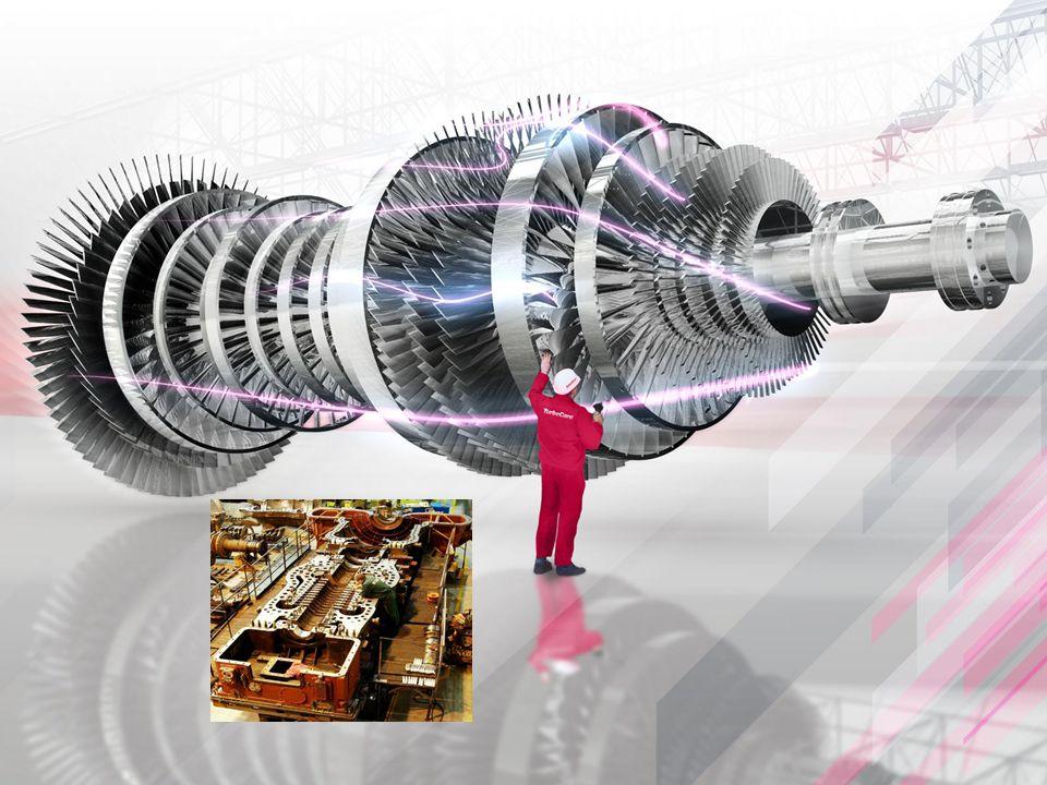  Remonty kapitalne, średnie i awaryjne maszyn wirujących  Ocena stanu technicznego turbin  Badania materiałowe nieniszczące, w tym repliki i analizy mikroskopowe