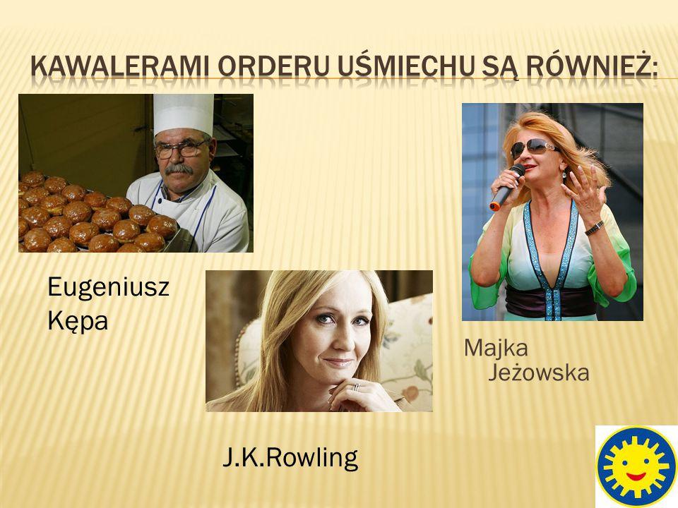 Majka Jeżowska Eugeniusz Kępa J.K.Rowling