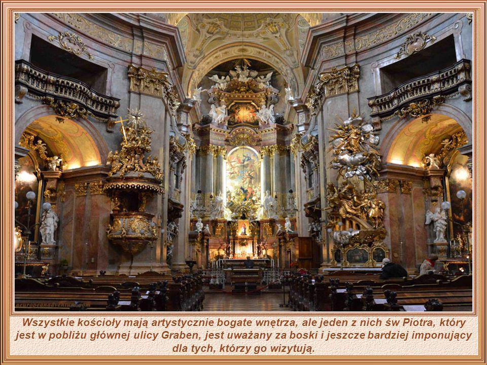 Wotywny kościół neogotycki, inspirowany gotykiem katedry w Kolonii, został zbudowany pod koniec XIX w. w podziękowaniu za cudowne uratowanie życia ces