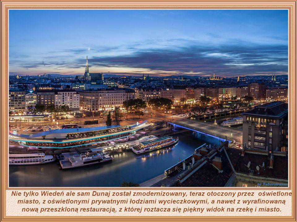 Ale Wiedeń miasto kosmopolityczne, jest - oprócz wszystkich jego tradycji - również przygotowany na zastosowanie technologii współczesnego życia, z no