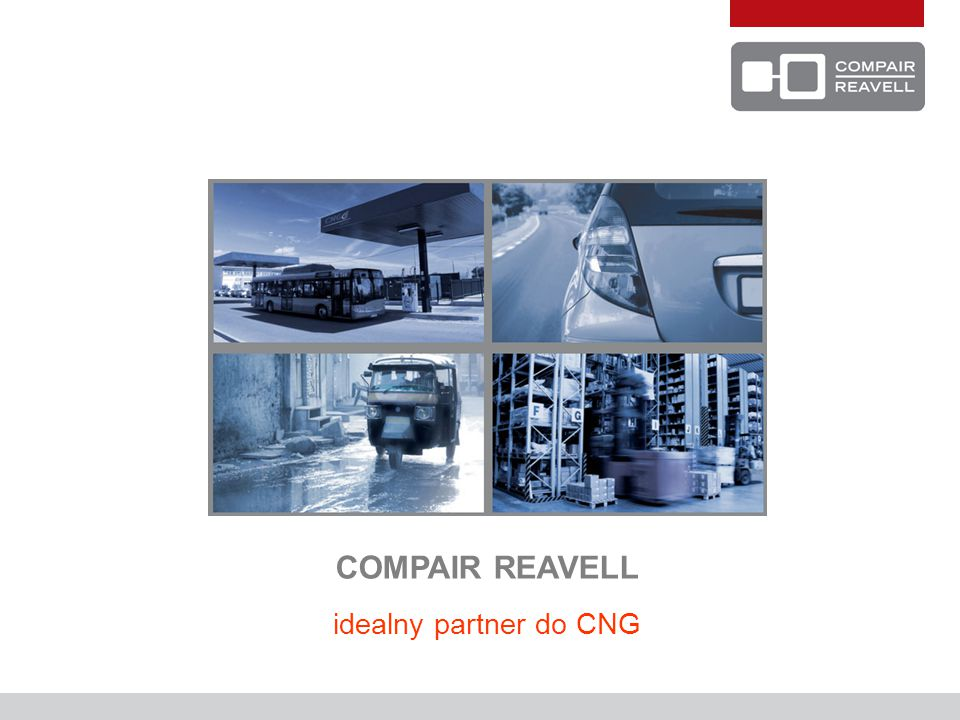 COMPAIR REAVELL idealny partner do CNG