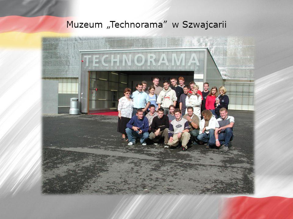 """Muzeum """"Technorama"""" w Szwajcarii"""