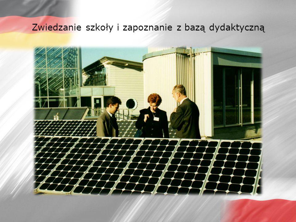 """22.04.2003 -12.05.2003 Radomsko """"LOKA – Automatyzacja procesów przemysłowych - Projekt - Leonardo da Vinci 28.09.2003 - 17.10.2003 Tettnang Certyfikaty kompetencji w zakresie: Ekologia w energetyce."""