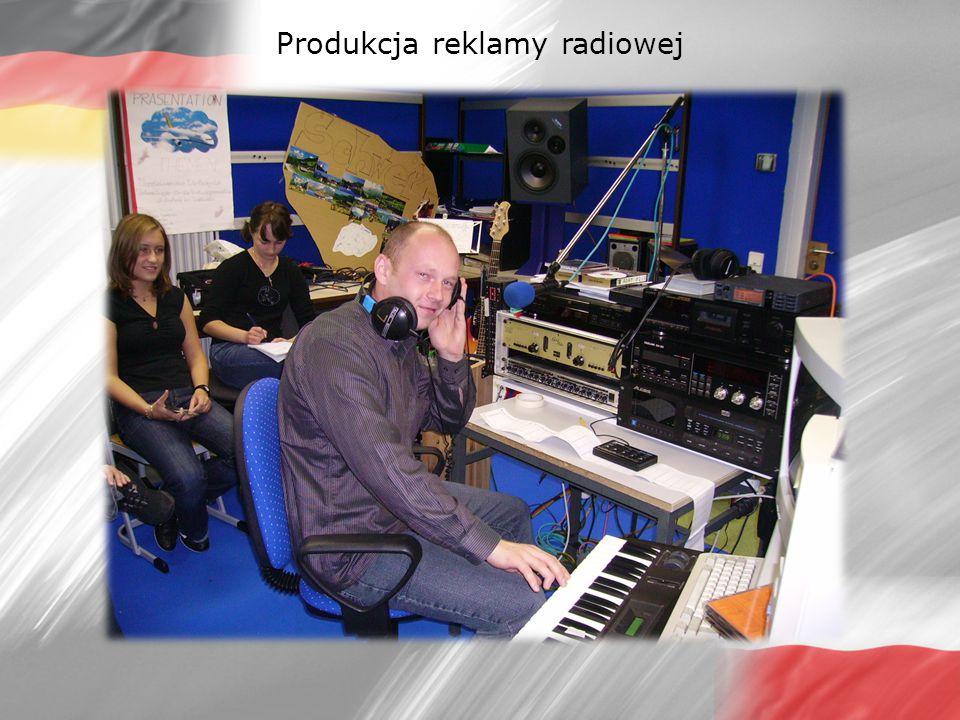 Produkcja reklamy radiowej