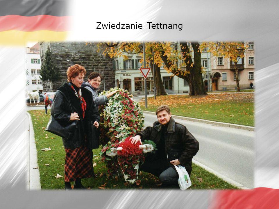 Zwiedzanie Tettnang