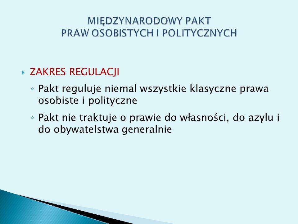  Dwa protokoły fakultatywne: ◦ II Prot.