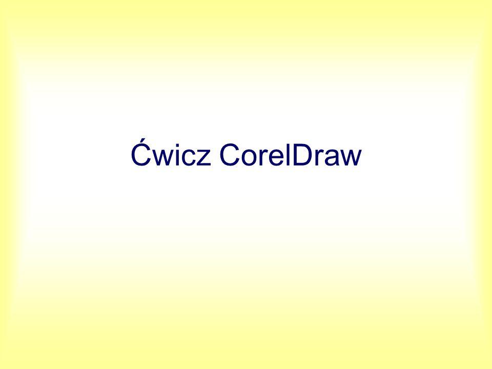 Ćwicz CorelDraw