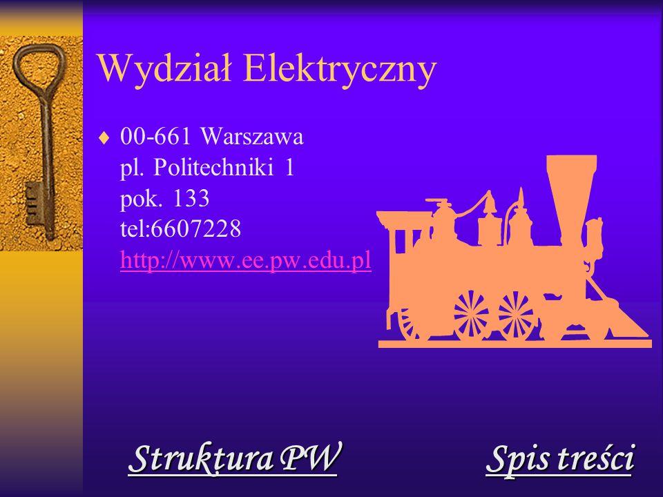 Wydział Fizyczny  00-662 Warszawa ul.