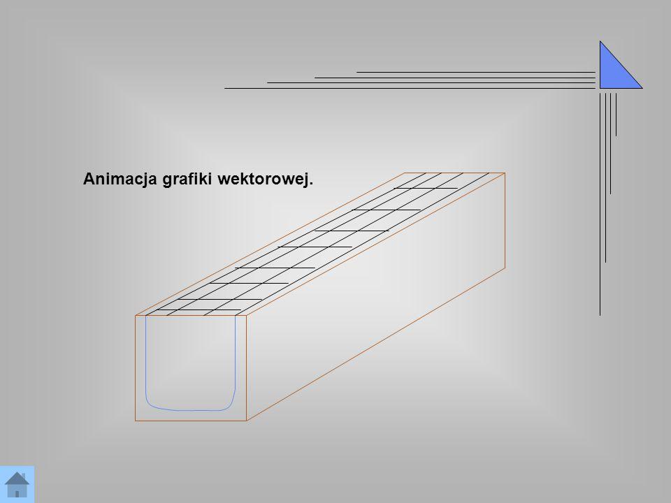 Animacja grafiki wektorowej.